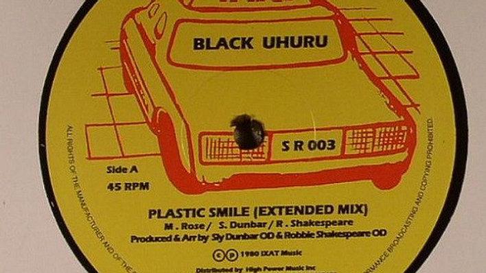 Black Uhuru–Plastic Smile