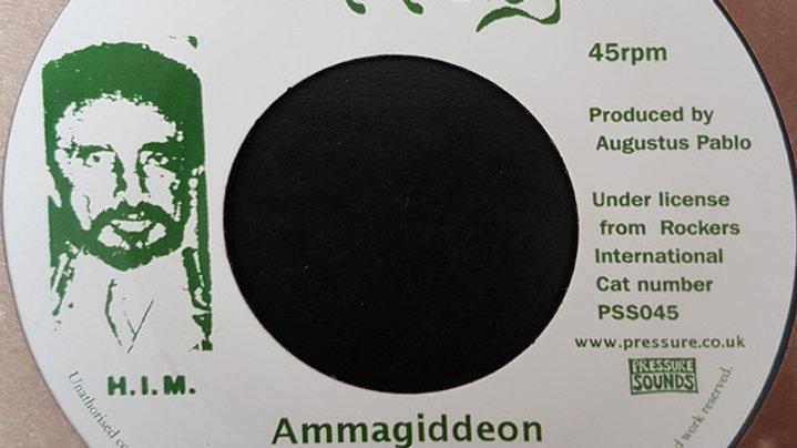 Augustus Pablo–Ammagiddeon Dub