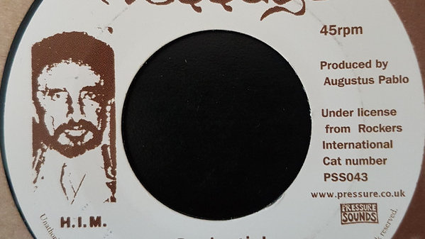 Augustus Pablo–Credential Instrumental