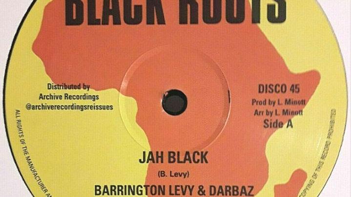 Barrington Levy/Robert Emmanuel–Jah Black / Leave Natty Business