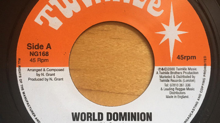 Twinkle Brothers ‎– World Dominion