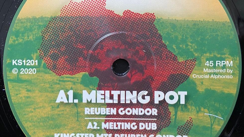 Reuben Gondor/King Stanley–Melting Pot / Voyager