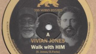 Walk With HIM - Vivian Jones