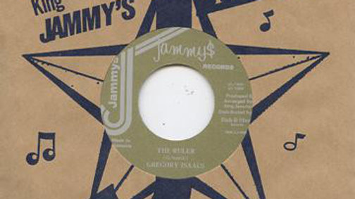 Gregory Isaacs–The Ruler