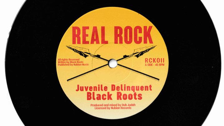 Juvenile Delinquent –Black Roots,Dub Judah