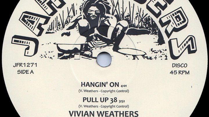Hangin' On / What Is Man - Vivian Weathers / Joe Blake
