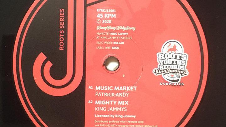 Patrick Andy–Music Market