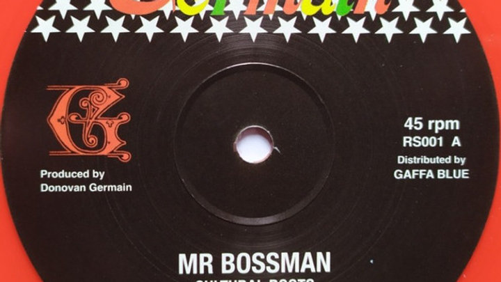 Cultural Roots/Slashe–Mr Bossman / Keep On Walking
