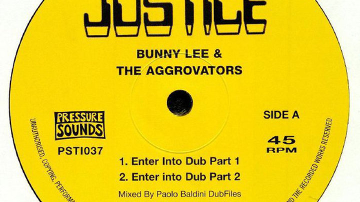 Bunny Lee & The Aggrovators ‎– Enter Into Dub / Come To Me In Dub