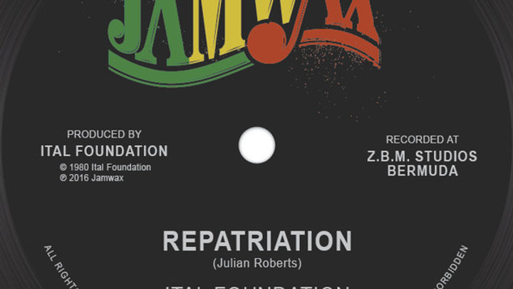 Ital Foundation ‎– Repatriation / Blackman's Redemption