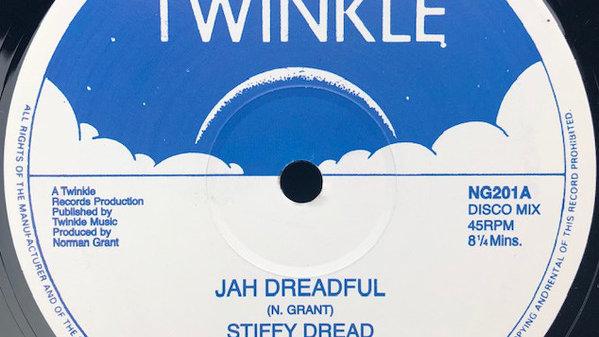 Stiffy Dread - Jah Dreadful / dub