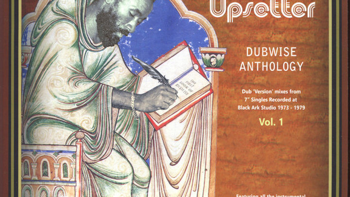Various–Lee Perry - Dubwise Anthology Vol.1 (Dubs)