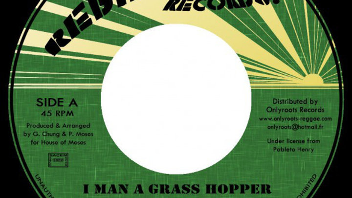 Pablo Moses – I Man A Grass Hopper