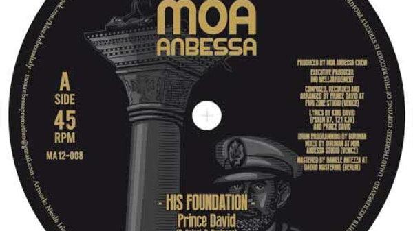 Moa Anbessa - His Foundation