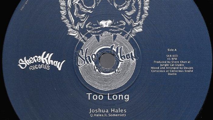 Too Long / Dub / Equal Rights – Joshua Hales/Haroon Ayyaz