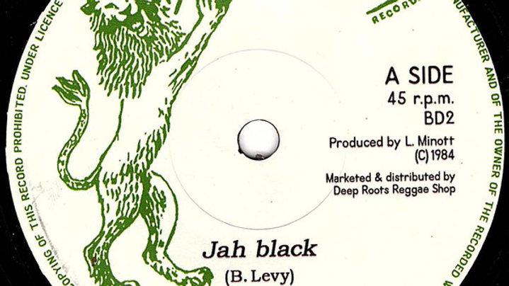 Barrington Levy–Jah Black