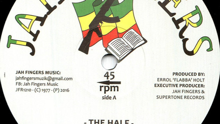 The Half / Bless Me Jah - Dennis Brown