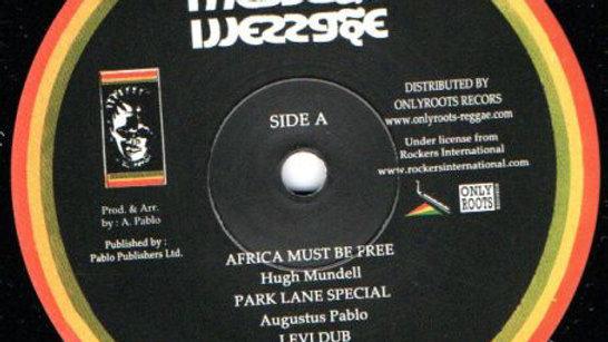 Hugh Mundell&Augustus Pablo–Africa Must Be Free