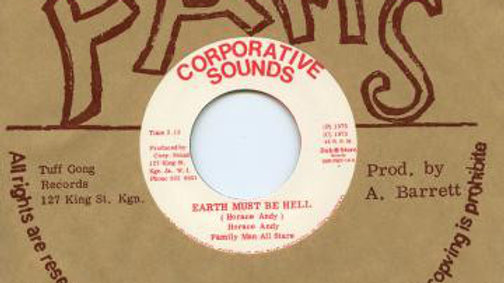 Horace Andy / Winston Jarrett ‎– Earth Must Be Hell / Slaving In Babylon