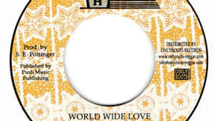 Karen Mark,The Soul Syndicate–World Wide Love