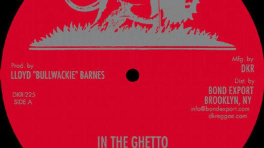 In The Ghetto / Zion Land – Sugar Minott/Calabash