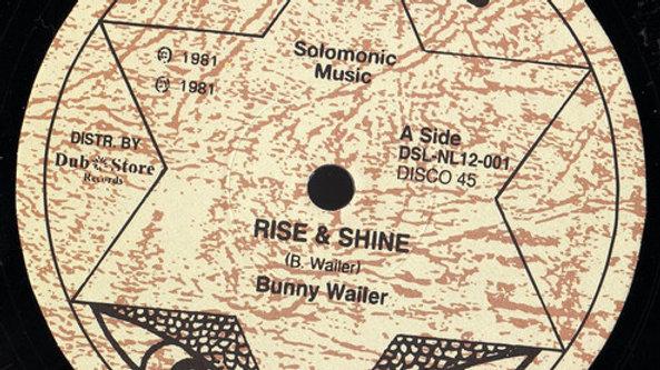 Bunny Wailer–Rise & Shine