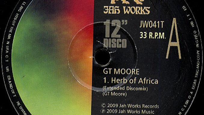 Herb Of Africa / Secret Love - GT Moore