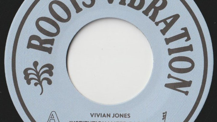 Vivian Jones–Institutionalized Racism