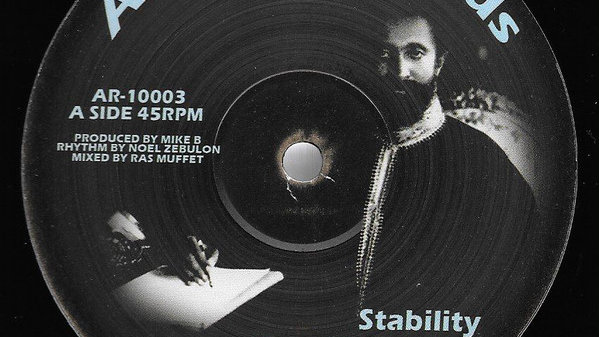Stability / Walk With Jah - Akae Beka / Fikir Amlak