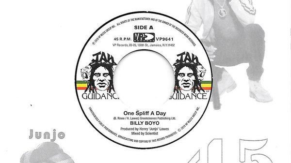 Billy Boyo–One Spliff A Day / One Dub A Day