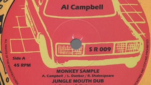 Al Campbell/Linval Thompson–Monkey Sample / Halla Them A Halla