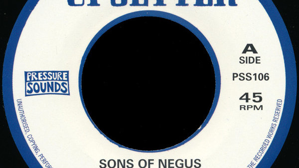 Jimmy Riley ‎– Sons Of Negus