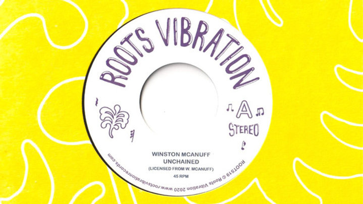 Unchained / Still In Chains - Winston McAnuff