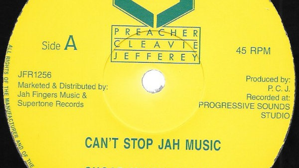 Sugar Minott&P.C.J.–Can't Stop Jah Music