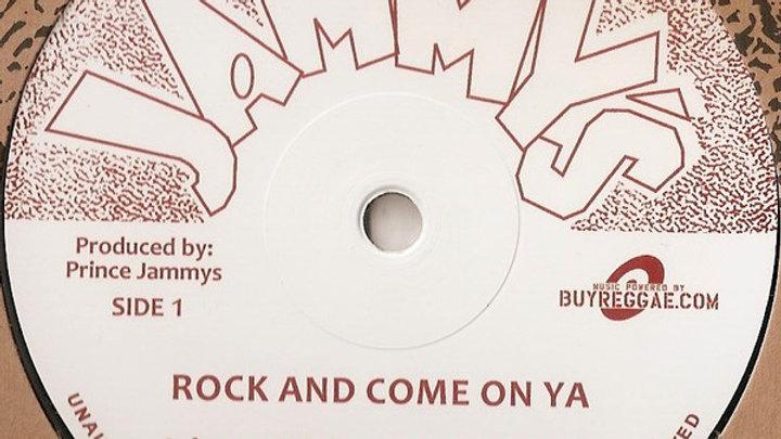Johnny Osbourne–Rock And Come On Ya