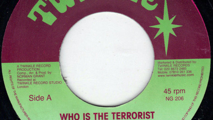 Twinkle Brothers–Who Is The Terrorist