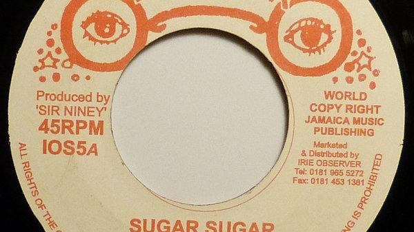 Big Youth&Junior Byles–Sugar Sugar
