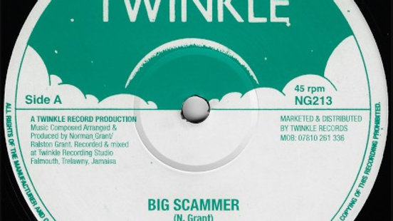 Twinkle Brothers ‎– Big Scammer / Worry Bout Me