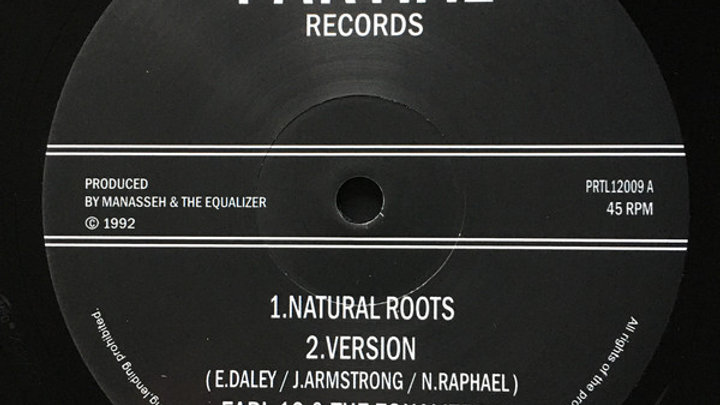 Earl Sixteen–Natural Roots