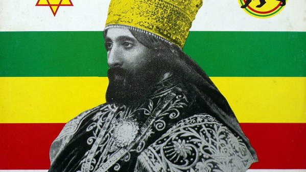 Augustus Pablo–Earth Rightful Ruler: Emperor Haile Selassie I