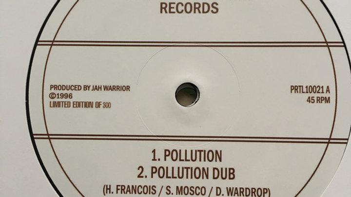 Jah Warriorfeat.Naph-tali–Pollution