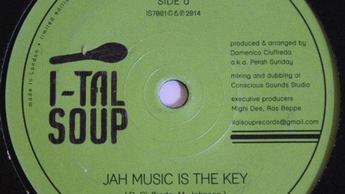 Jah Music Is The Key - Dubdadda/Dougie Conscious