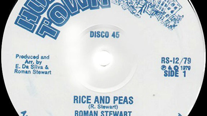 Rice and Peas - Roman Stewart