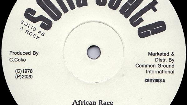 African Race - Chester Coke&Spaner