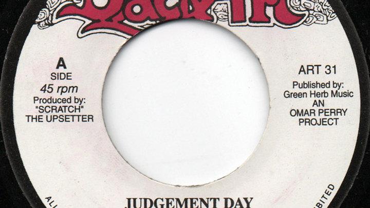 Clive Hylton–Judgement Day