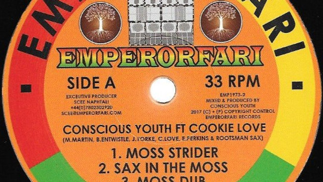 Moss Strider - Conscious Youth,FeatCookie Love