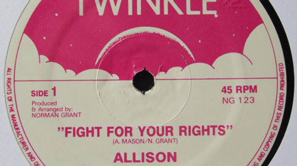 Allison / Rass Brass - Fight For Your Rights