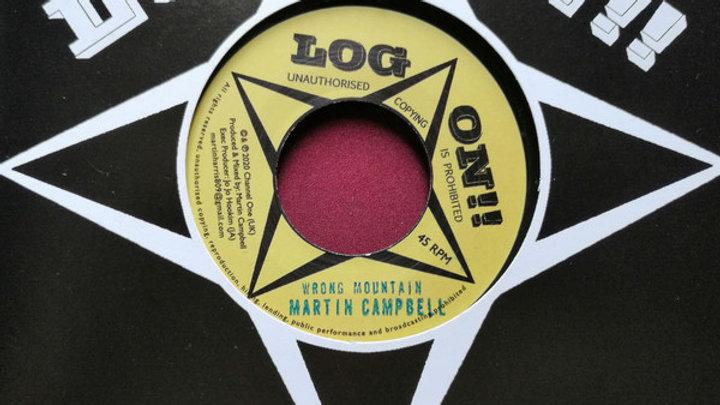 Martin Campbell – Wrong Mountain