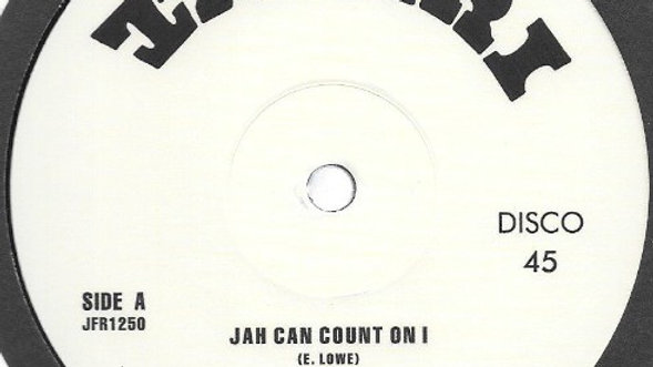 Jah Can Count On I - Earl Lowe