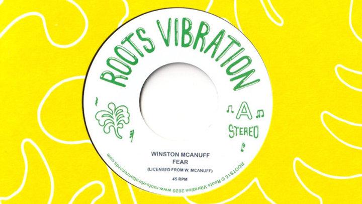 Fear - Winston McAnuff